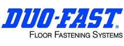 duo-fast floor fastening systems